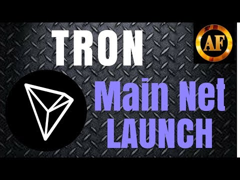 Tron price prediction 2018 - $3.00 - MainNet Launch Is Ready To Take Off