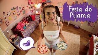 Repeat youtube video Festa do pijama com Amanda, Livia e Juliê ❤ Mundo da Menina