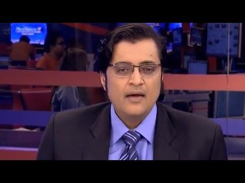 Arnab Goswami's Take On: Amnesty International Event Controversy