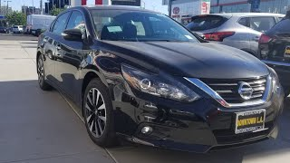 2018 Nissan Altima SL w/Technology Package