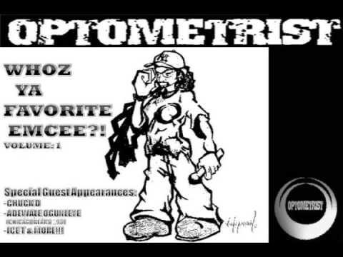 OPTOMETRIST MIXTAPE: THC REMIX