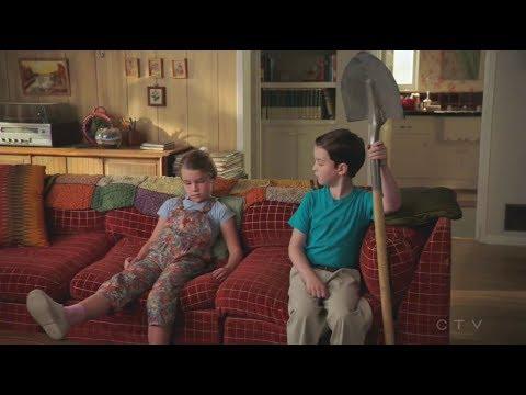 Young sheldon learns to lie first time || Young Sheldon Episode 09 sneak peek