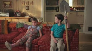 Young sheldon learns to lie first time || Young Sheldon Episode 09 sneak peek