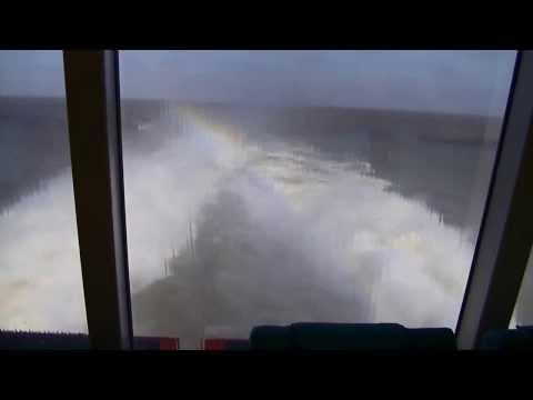 """Nuevo barco """"FRANCISCO PAPA"""" de BUQUEBUS / DUTY FREE SHOP / Hall Clase TURISTA / Buenos Aires"""