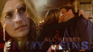 Castle & Beckett // All Kisses {In My Veins}