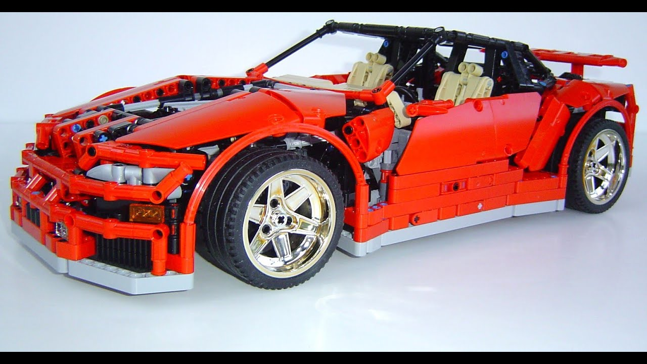 crowkillers 2011 lego technic deluxe supercar 2 youtube. Black Bedroom Furniture Sets. Home Design Ideas