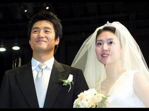 Ji Jin Hee Wedding Pictures