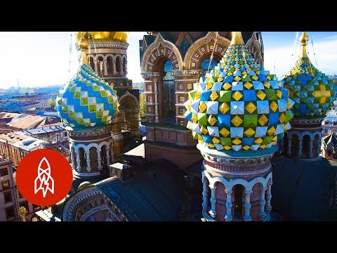 Thumbnail: Saint Petersburg's Gilded Church of Blood and Potatoes