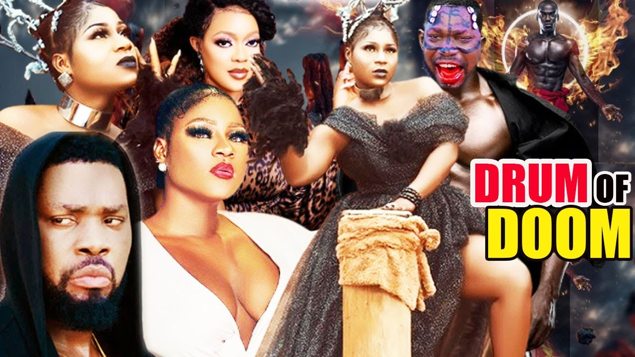 Download Drum Of Doom  Complete [NEW MOVIE] DESTINY ETIKO JERRY WILLIAMS LATEST NOLLYWOOD NIGERIAN MOVIE 2021