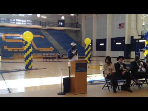Memories of Dr. Lakin a Los Angeles Southwest College Dedication