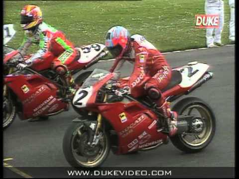 Duke DVD Archive - WSBK Review 1994