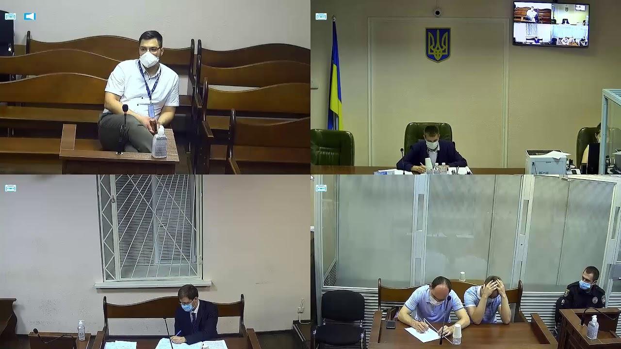 Обрання запобіжного заходу співучаснику ексголови Кіровоградської ОДА
