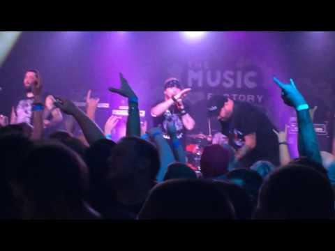 Hatebreed live music factory battle creek