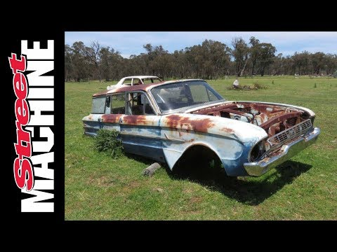 Classic Car Hunter | Classic car graveyard