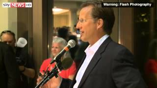 David Brat, Tea Party Outsider Who Ousted Eric Cantor, Thanks God For His Win