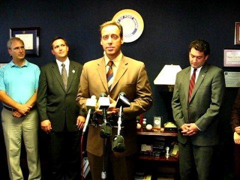 Mayor Tom Henry announces business/legislative liaison