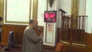 من ذكريات التراويح والتهجد في مسجد الغزالي بمدينة جيرسي سيتي في ولاية نيوجرسي بامريكا