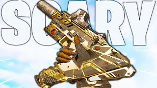 they turned this gun into one of the SCARIEST GUNS to battle... (Apex Legends)