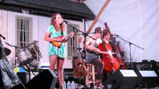 Lucy Michelle and the Velvet Lapelles - LIVE-  RiverSong Music Festival - Hutchinson, MN - 2012