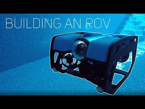 BlueROV 2 build guide - most advanced amateur submersible!