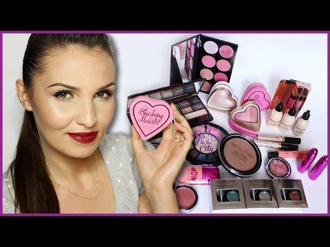 *UNBOXING I PIERWSZE WRAŻENIA | Nowości Makeup Revolution*