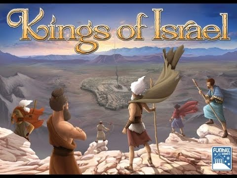 Dad V Daughter Play Throughs - Kings Of Israel