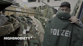We Explore One of Los Angeles' Best Military Surplus Stores with Alpha Industries