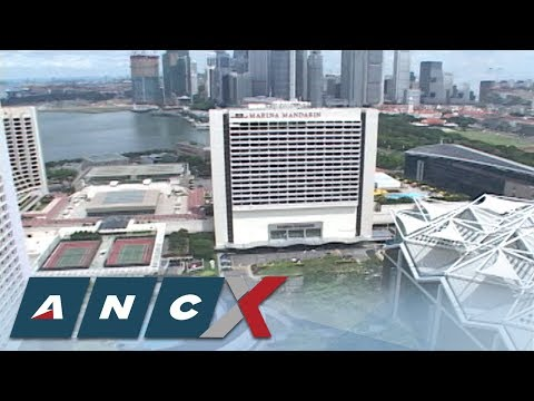 Luxurious Hotels in Singapore | ANC-X Executive Class