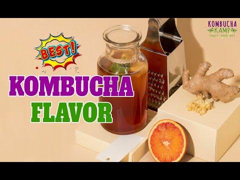How to Flavor Kombucha Tea with Hannah Crum, The Kombucha Mamma