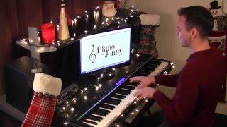 Walking in a Winter Wonderland - Jazz Piano Arrangement by Jonny May