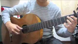 容祖兒 - 星圖 (guitar solo) by Frank Fong