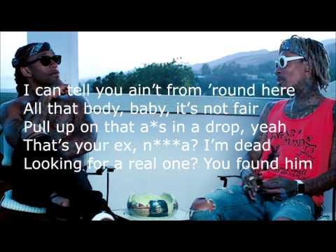 Wiz Khalifa - Something New feat. Ty Dolla $ign [Lyric Video]