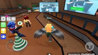 Gameplay de ROBLOX(sin voz :,v)