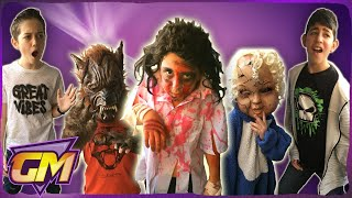 Scary Songs In Real Life: Evil Creature, Zombies and more!! Kids Halloween - Gorgeous Movies