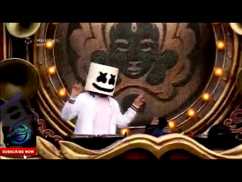 Tomorrowland 2017__Justin Bieber - Where Are Ü Now [Marshmello Remix Live] - Skrillex & Diplo