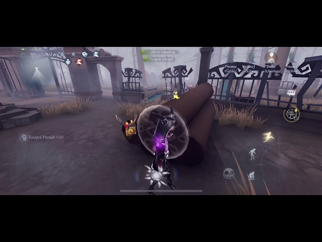 PRIESTESS IS OUT AND OP ???? (Identity V Gameplay)