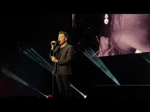 Beautiful In White - Shane Filan Of Westlife Live In Manila 2018