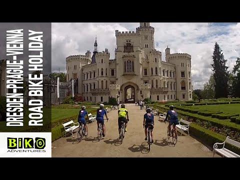 Road bike holiday Dresden-Prague-Vienna by BIKO Adventures