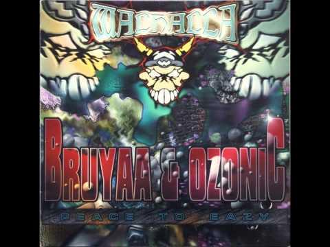 Bruyaa & Ozonic - Peace to Eazy