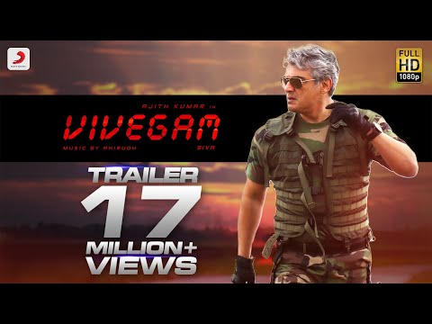 Vivegam Official Tamil Trailer | Ajith...