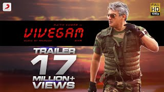 vivegam official tamil trailer