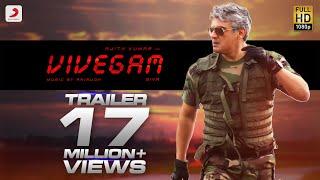 Vivegam Tamil Trailer | Ajith Kumar | Siva | Anirudh Ravichander