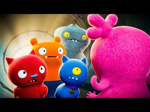UglyDolls 'All Characters' Trailer (2019) HD
