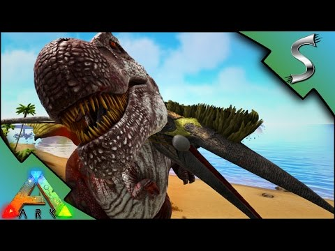 DOUBLE QUETZAL BREEDING & IMPRINTING! BATTLE QUETZ VS ALPHA REX! - Ark: Survival Evolved [S3E45]