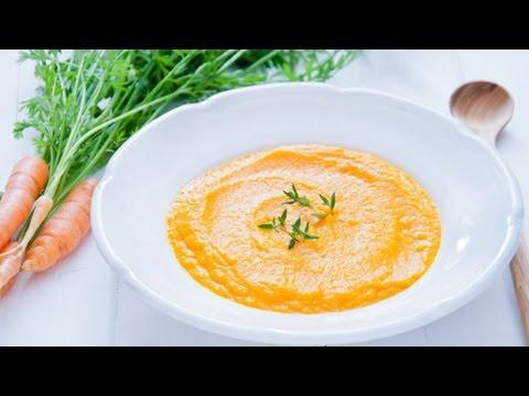 Суп пюре из нута