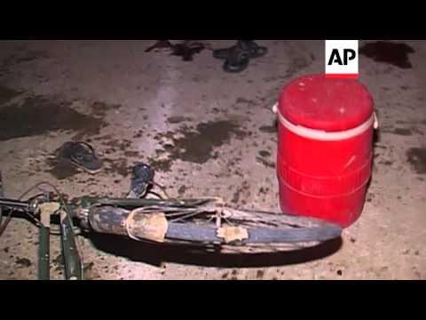 Iraq - suicide blast kills 29 at football match | Editor's Pick | 25 Mar 16
