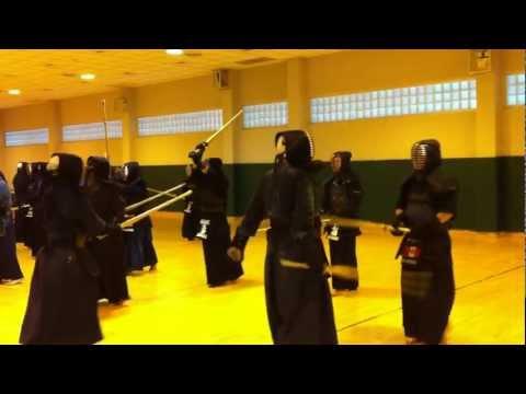 Thailand kendo 2012