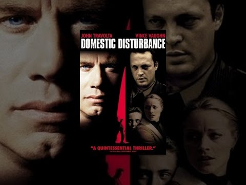 Domestic Disturbance is listed (or ranked) 32 on the list The Best John Travolta Movies
