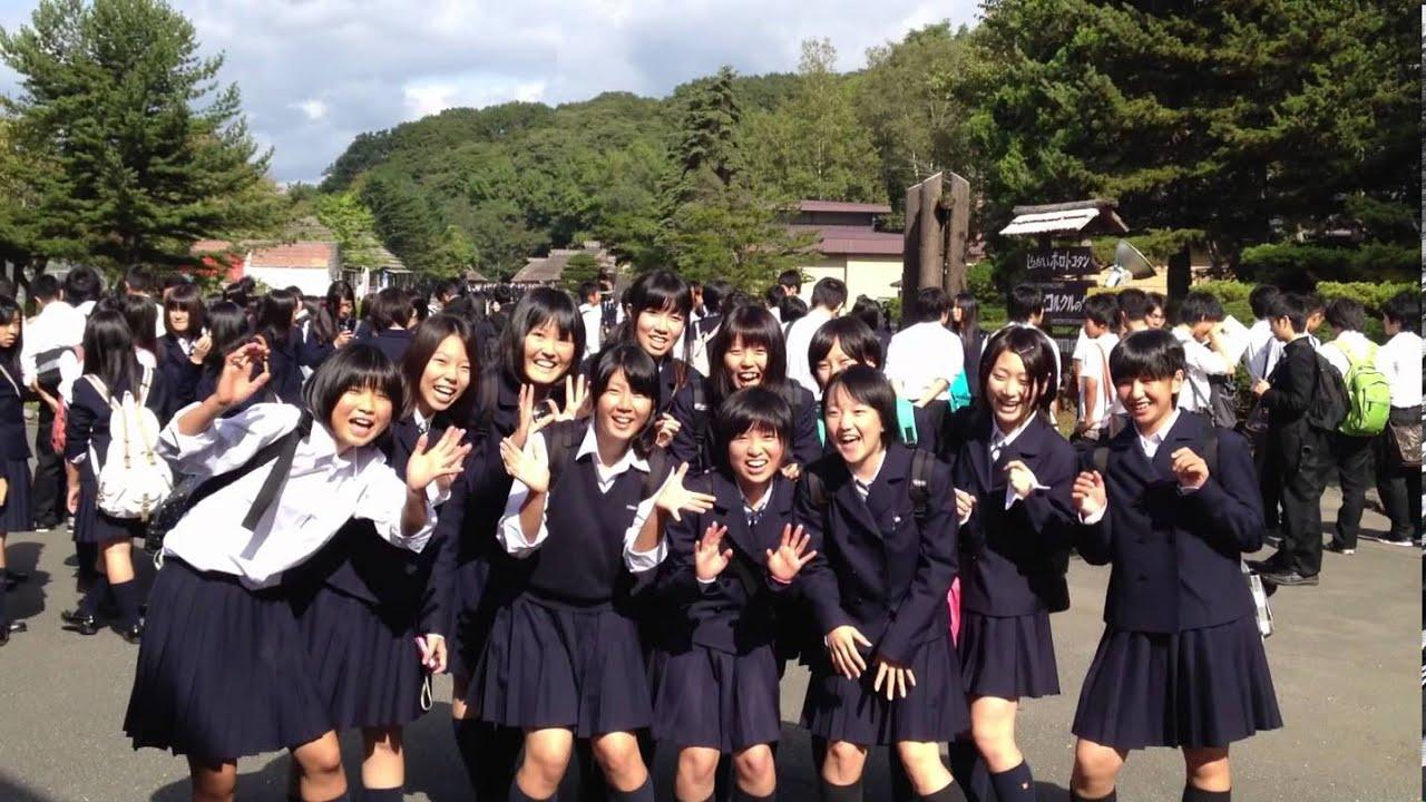 糸魚川高等学校制服画像