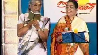 Saadhagaparavaigal - Sadhagaparavaigal - P.Susheela - S.Janaki - Melody Queens - Rajavin parvai